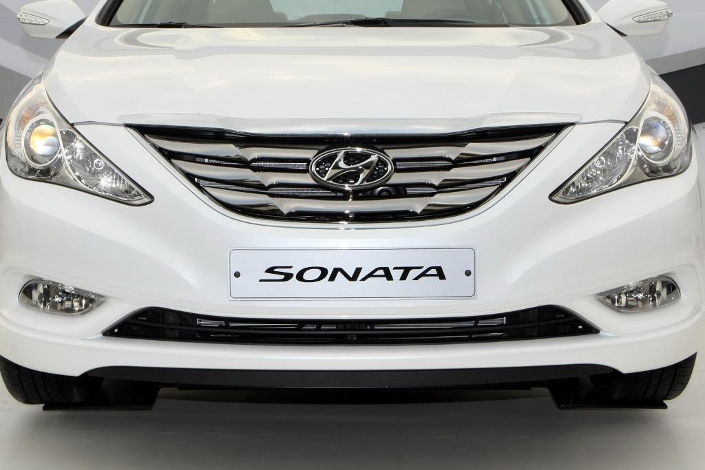 عکس های زیبا و دیدنی از ماشین هیوندای سوناتا