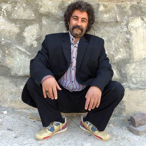 گریم جدید و خنده دار محسن تنابنده