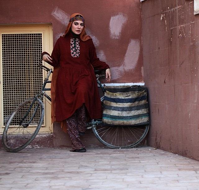 Mahnaz Afshar عکسهای جالب مهناز افشار با لباس محلی