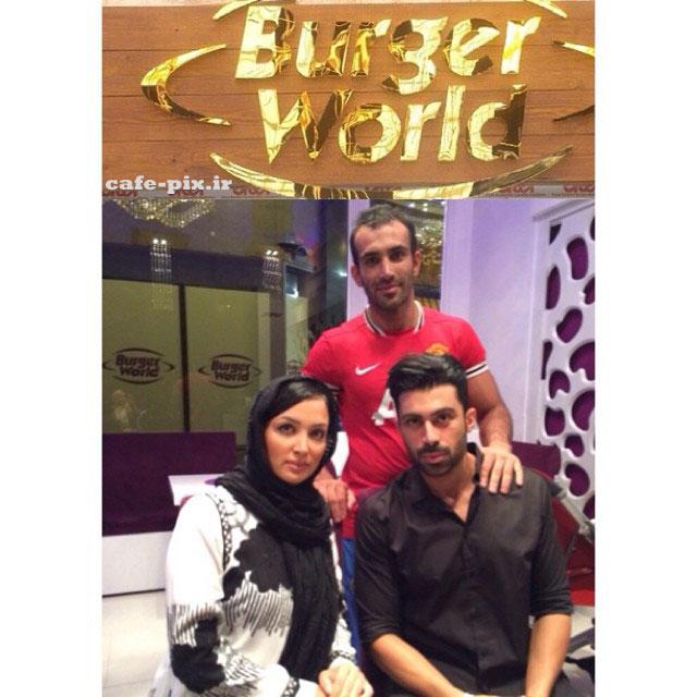 عکس های جدید و زیبای روناک یونسی www.Cafe-Pix.IR_ronak younesi