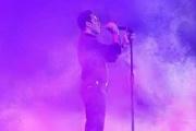 یگان ویژه پلیس وسط کنسرت خواننده پاپ +تصاویر