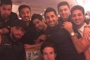 عکس های جدید و دیدنی بازیکنان تیم ملی فوتبال در استرالیا