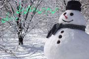 SMS زیبای روزهای برفی و زمستونی 1