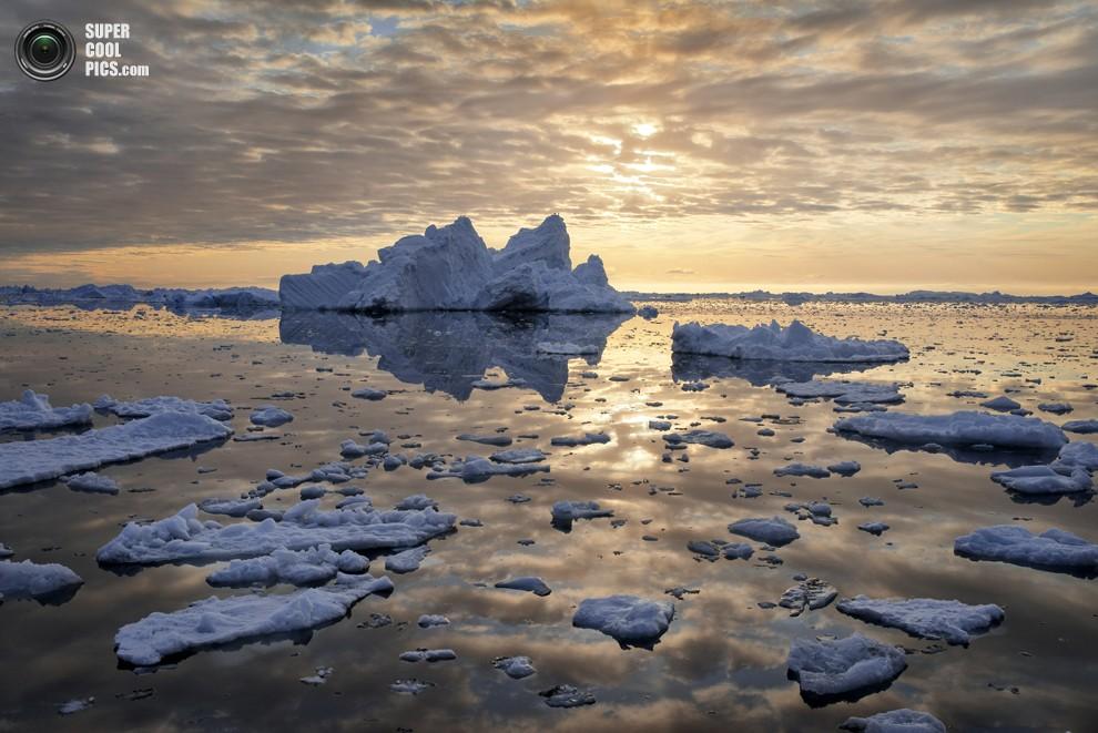 صخره ها و  یخ های شمالی