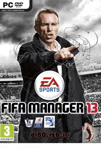 FIFA Manager cover دانلود بازی FIFA Manager 13 برای PC