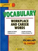 کتاب Vocabulary Workplace And Career Words