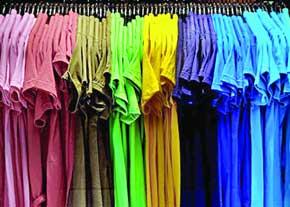 چه رنگ ها و پارچه هایی شما را لاغرتر نشان می دهد