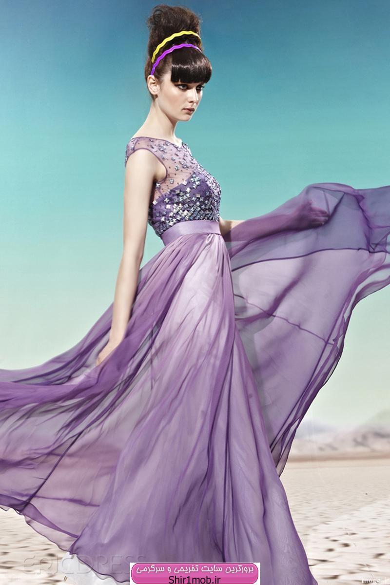 مدل جدید و شیک لباس شب بانوان سال ۲۰۱۴