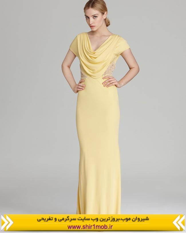 ژورنال مدل های جدید و شیک لباس مجلسی بانوان