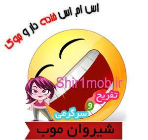 مجموعه اس ام اس خنده دار و جک مهرماه ۹۲