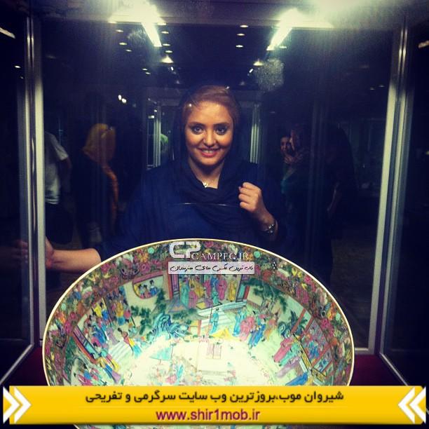 جدیدترین عکس های نرگس محمدی مهر ۹۲