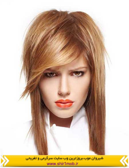 مدل و رنگ مو زنانه و دخترانه پائیز ۹۲