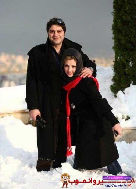 عکس های دیدنی نیوشاضیغمی و همسرش