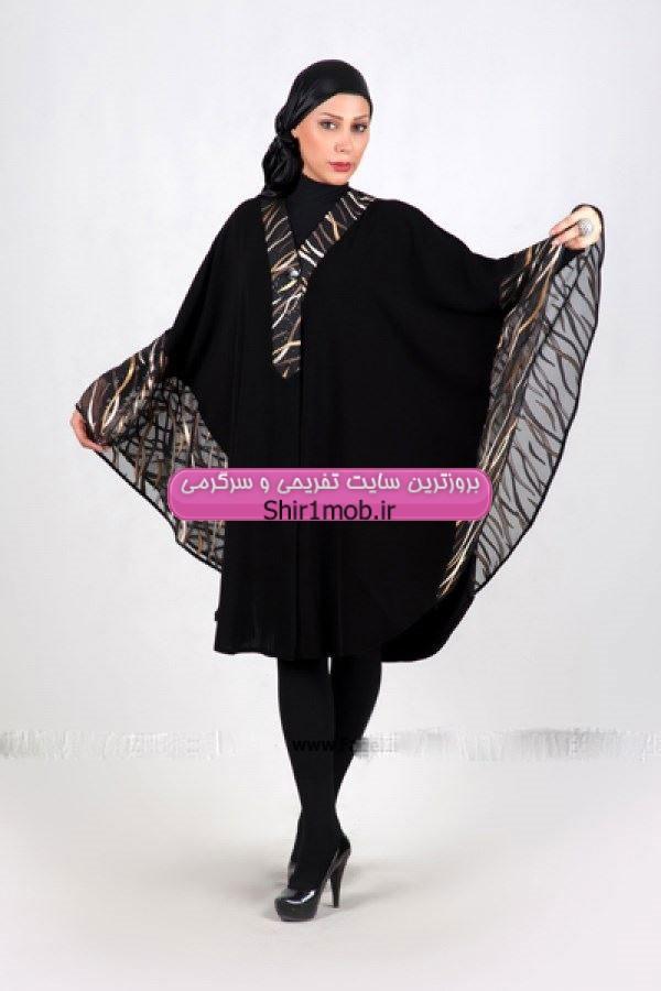 مدل مانتو پاییزه ایرانی ۹۲