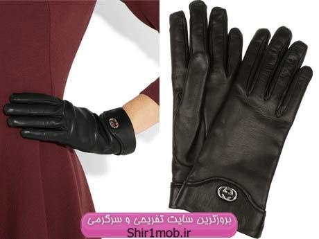مدل دستکش زنانه ۲۰۱۴