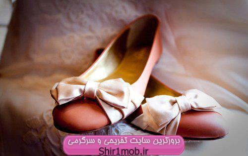 مدل کفش دخترونه جدید تابستان ۹۲