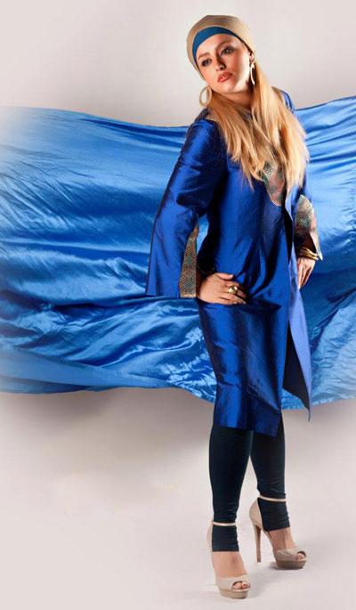 مدل های جدید مانتو سنتی ایرانی 92