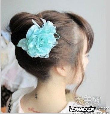آموزش مدل مو جدید بستن مو به روش چینی