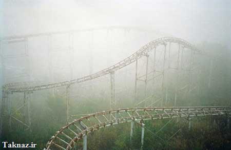 به این مکان های ترسناک پیشنهاد میکنیم نروید !+ عکس