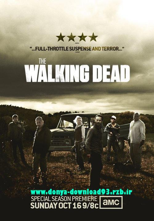 دانلود قسمت 9 فصل پنجم سریال The Walking Dead