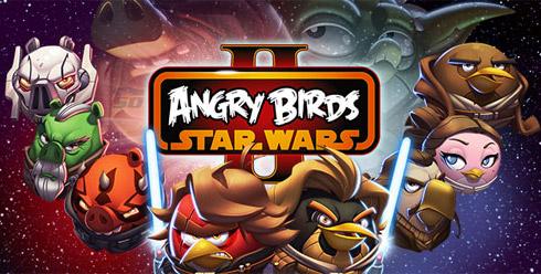 نسخه دوم بازی پرندگان خشمگین، جنگ ستارگان، برای کامپیوتر - Angry Birds Star Wars II 1.5.1 PC Game