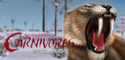 دانلود بازی شکار در عصر یخبندان – Carnivores Ice Age 1.5.4