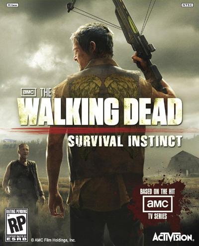 بازی مرده متحرک، فصل غریزه نجات - The Walking Dead, Survival Instinct