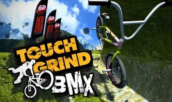 دانلود بازی جذاب دوچرخه سواری بی ام ایکس Touchgrind BMX 1.18