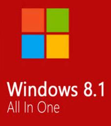دانلود ویندوز ۸.۱ به همراه جدیدترین آپدیت ها – Windows 8.1 AIO x86/x64 December 2014
