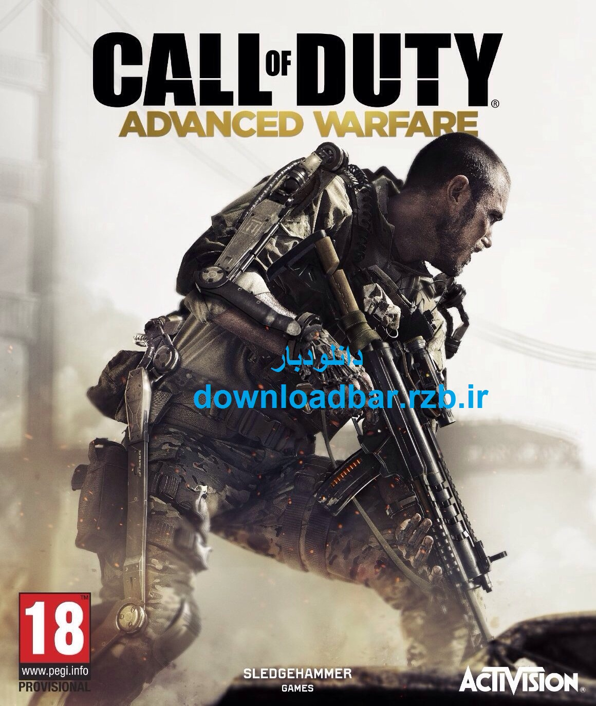 سیو بازی Call of Duty Advanced Warfare+دانلود