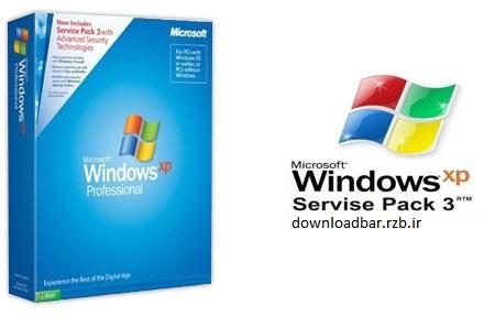 ویندوزایکس پیWindows XP Professional SP3 (x86) Integrated April 2014