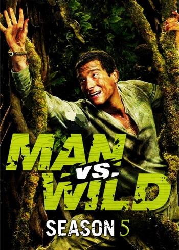 دانلود مستند انسان در برابر طبیعت فصل پنجم – Man vs Wild Season Five