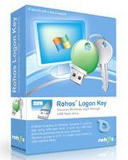 نرم افزار قفل گذاری برای ویندوز Rohos Logon Key 3.1
