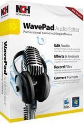 نرم افزار ویرایش فایل های صوتی (WavePad Sound Editor Masters 5.96)