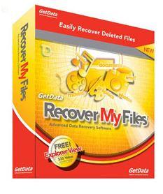 نرم افزار بازیابی فایل های حذف شده Recover My Files 5.2.1.1964