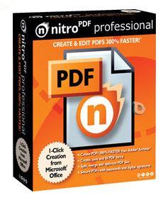 دانلود برنامه Nitro PDF