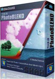 نرم افزار مونتاژ حرفه ای عکس (Mediachance Photo Blend 3D 2.3 Final)