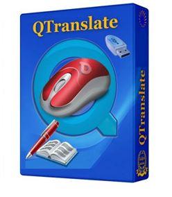 نرم افزار مترجم متون QTranslate 5.3.2