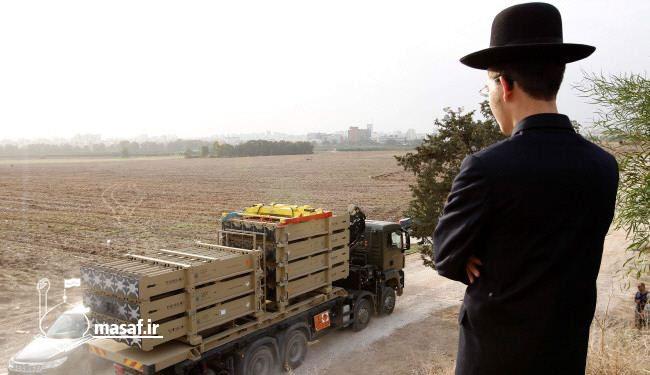 بی اعتمادی شهرکنشینان حاشیه غزه نسبت به ارتش