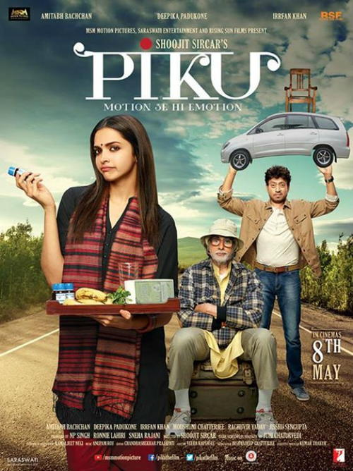دانلود فیلم هندی Piku 2015