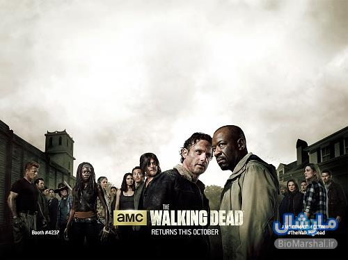 دانلود تریلر فصل 6 سریال The Walking Dead + زیرنویس
