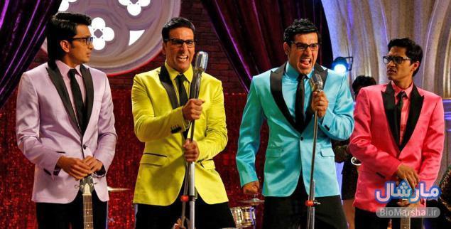 دانلود آهنگ های فیلم هندی Housefull 2