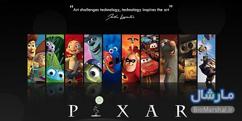 رتبه بندی انیمیشن های پیکسار توسط هالیوود ریپورتر