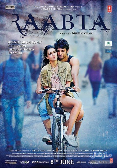 دانلود آهنگ های فیلم هندی Raabta