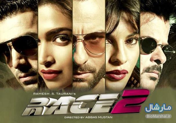 دانلود آهنگ های فیلم هندی Race 2