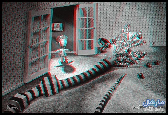 دانلود تصاویر سه بعدی آناگلیف ـ سری دوم
