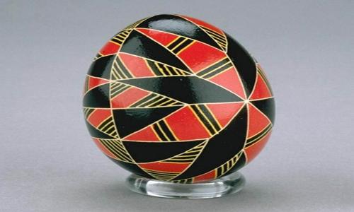 تزیین تخم مرغ عید