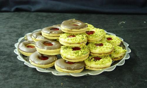 شیرینی عید انواع شیرینی خشک عید شیرینی های عید