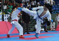 کسب افتخاری دیگر در مسابقات آسیایی توسط کاراته کاران کنترلی استان ایلام ...