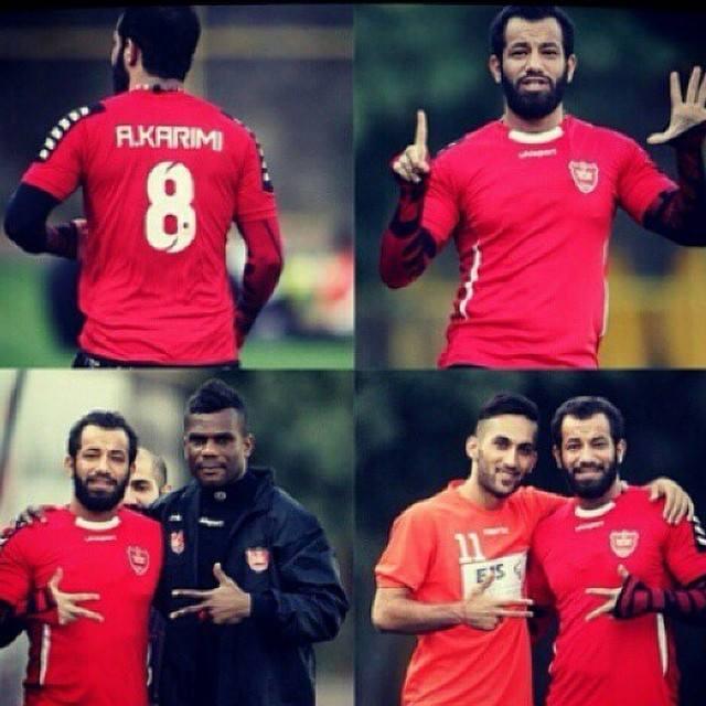 امیر تتلو میخواد فوتبالیست شه...مردم از خنده